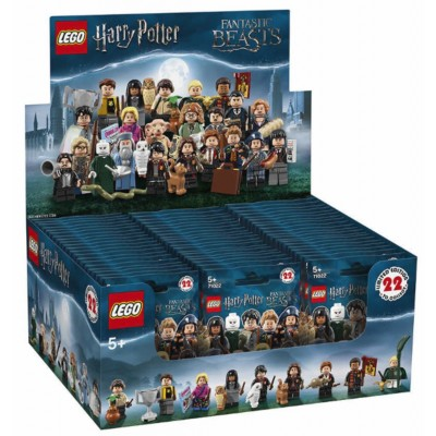 LEGO® Minifigures Harry Potter™ and Fantastic Beasts™ - Box 71022