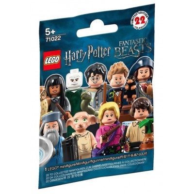LEGO® Minifigures Harry Potter™ and Fantastic Beasts™ - 71022