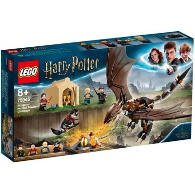 LEGO® Harry Potter™ Hungarian Horntail Triwizard Challenge 75946