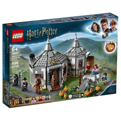 LEGO® Harry Potter™ Hagrid's Hut: Buckbeak's Rescue 75947