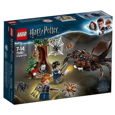 LEGO® Harry Potter™ Aragog's Lair 75950