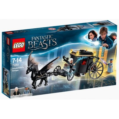 LEGO® Fantastic Beasts™ Grindelwald's Escape 75951