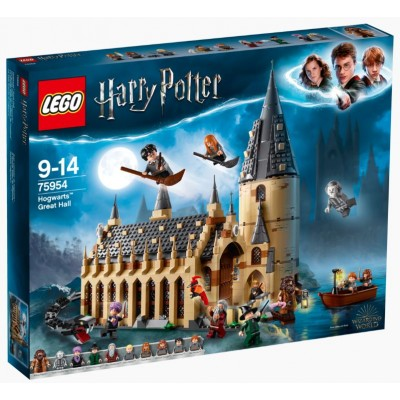 LEGO® Harry Potter™ Hogwarts™ Great Hall 75954