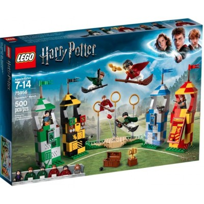 LEGO® Harry Potter™ Quidditch™ Match 75956