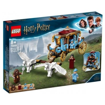 LEGO® Harry Potter™ Beauxbatons' Carriage: Arrival at Hogwarts™ 75958