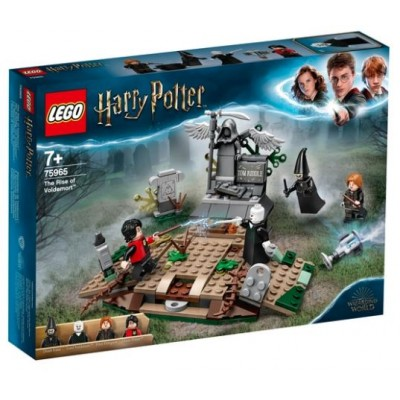 LEGO® Harry Potter™ The Rise of Voldemort™ 75965