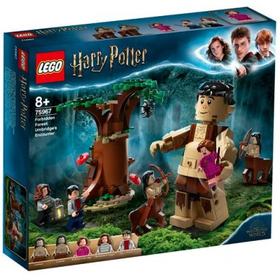 LEGO® Harry Potter™ Forbidden Forest: Umbridge's Encounter 75967
