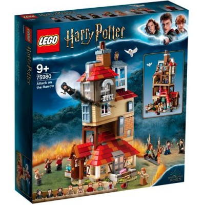 LEGO® Harry Potter™ Attack on the Burrow 75980