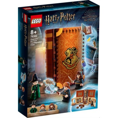 LEGO® Harry Potter™ Hogwarts™ Moment: Transfiguration Class 76382