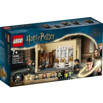 LEGO® Harry Potter™ Hogwarts™: Polyjuice Potion Mistake 76386