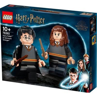 LEGO® Harry Potter™: Harry Potter & Hermione Granger™ 76393