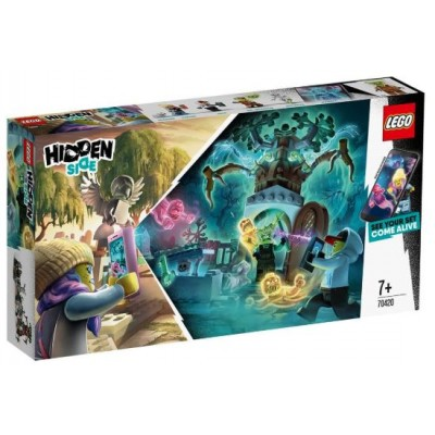 LEGO® Hidden Side™ Graveyard Mystery 70420