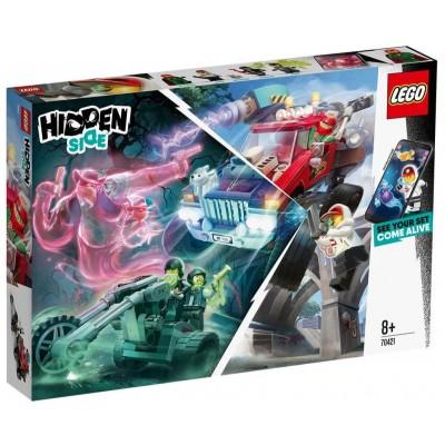 LEGO® Hidden Side™ El Fuego's Stunt Truck 70421