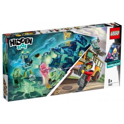 LEGO® Hidden Side™ Paranormal Intercept Bus 3000 70423