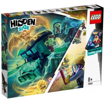 LEGO® Hidden Side™ Ghost Train Express 70424