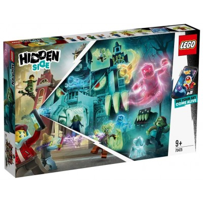 LEGO® Hidden Side™ Newbury Haunted High School 70425