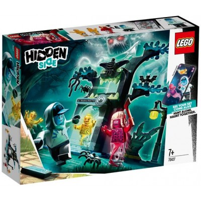 LEGO® Hidden Side™ Welcome to The Hidden Side 70427