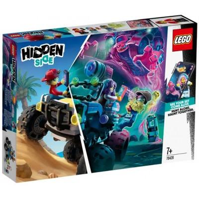 LEGO® Hidden Side™ Jack's Beach Buggy 70428