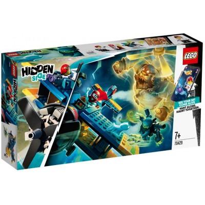 LEGO® Hidden Side™ El Fuego's Stunt Plane 70429