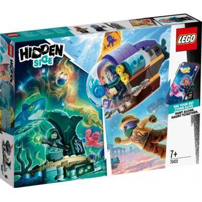 LEGO® Hidden Side J.B.'s Submarine 70433