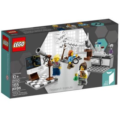 LEGO® Ideas Research Institute 21110