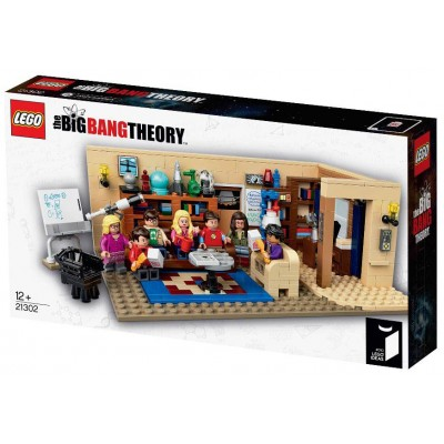 LEGO® The Big Bang Theory 21302