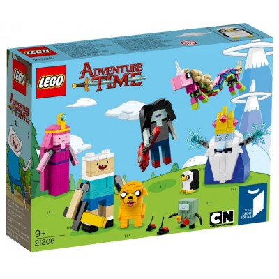 LEGO® Ideas Adventure Time™ 21308