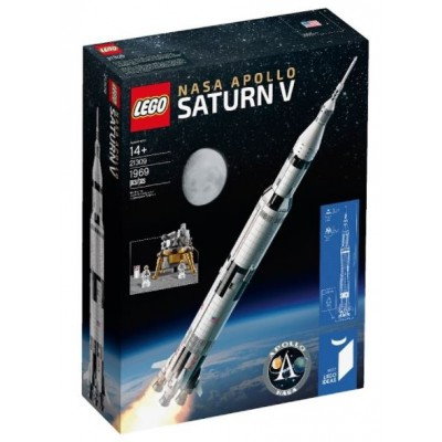 LEGO® NASA Apollo Saturn V 21309