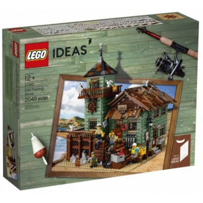 LEGO® Old Fishing Store 21310