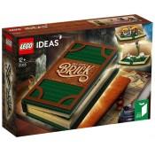 LEGO® Ideas Pop-up Book 21315