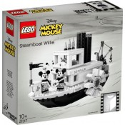 LEGO® Ideas Steamboat Willie 21317
