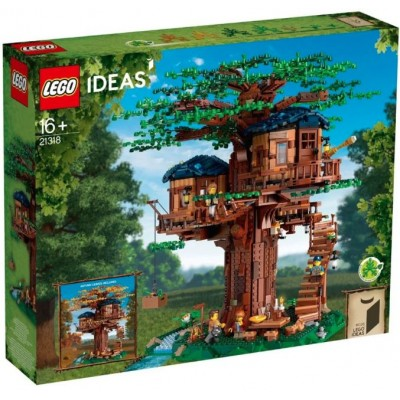 LEGO® Ideas Tree House 21318