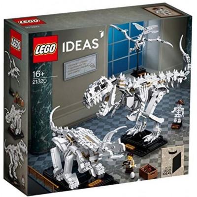 LEGO® Ideas Dinosaur Fossils 21320