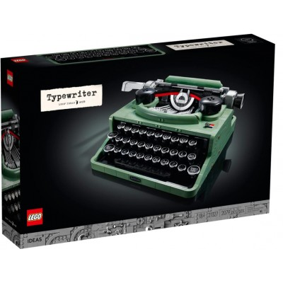 LEGO® Ideas Typewriter 21327