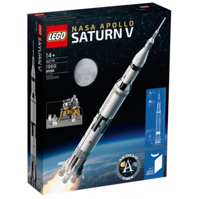 LEGO® Ideas NASA Apollo Saturn V 92176