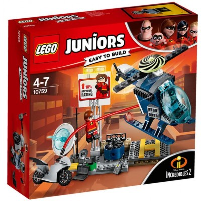LEGO® Juniors The Incredibles Elastigirl's Rooftop Pursuit 10759