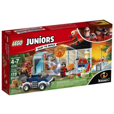 LEGO® Juniors The Incredibles The Great Home Escape 10761