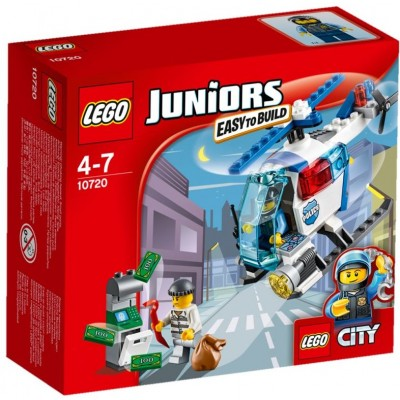 LEGO® Juniors Police Helicopter Chase 10720