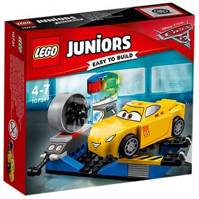 LEGO® Juniors Cruz Ramirez Race Simulator 10731