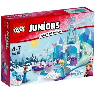 LEGO® Anna & Elsa's Frozen Playground 10736