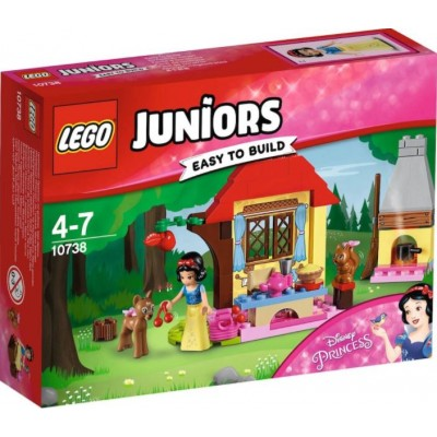 LEGO® Juniors Snow White's Forest Cottage 10738