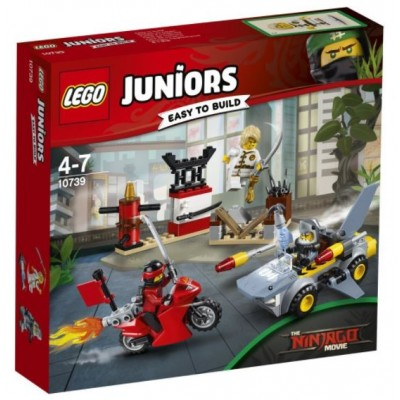 LEGO® Juniors Shark Attack 10739