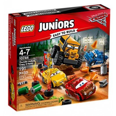 LEGO® Juniors Thunder Hollow Crazy 8 Race 10744