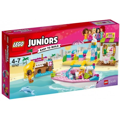 LEGO® Juniors Andrea & Stephanie's Beach Holiday 10747