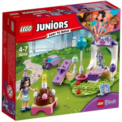 LEGO® Juniors Emma's Pet Party 10748