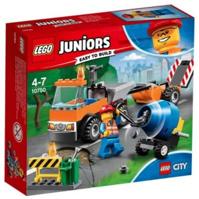 LEGO® Juniors Road Repair Truck 10750