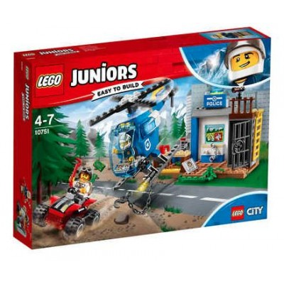 LEGO® Juniors Mountain Police Chase 10751