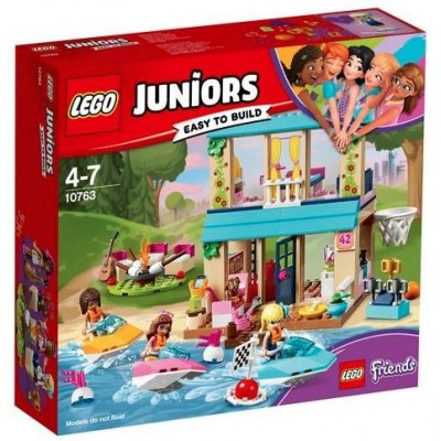 LEGO® Juniors Stephanie's Lakeside House 10763