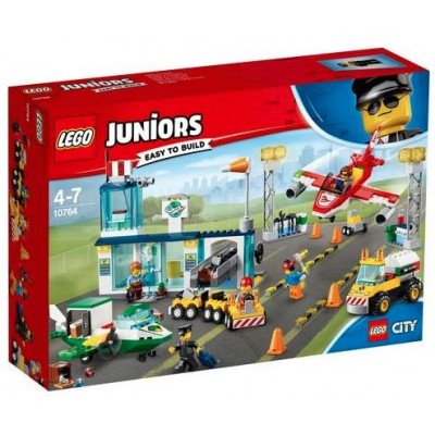 LEGO® Juniors City Central Airport 10764
