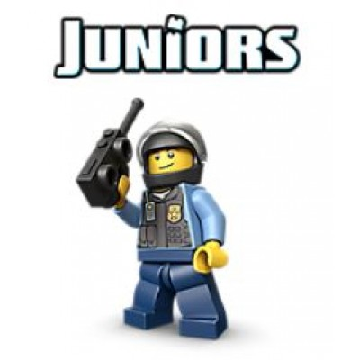 LEGO® JUNIORS - EASY TO BUILD